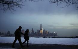Lạnh giá lại bao trùm nước Mỹ