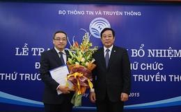 Bổ nhiệm ông Phan Tâm làm Thứ trưởng Bộ TT&TT