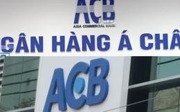 9 tháng: ACB báo lãi sau thuế 852 tỷ đồng, tăng trưởng tín dụng 12,6%