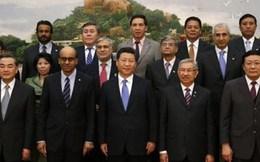 30 quốc gia được chấp thuận làm thành viên sáng lập AIIB