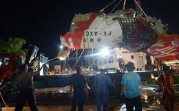 Indonesia: Đã vớt được hộp đen máy bay AirAsia rơi ở biển Java