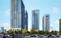 Trung tâm Hà Nội có thêm dự án chung cư cao cấp