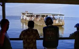 Chìm phà, gần 50 người Myanmar thiệt mạng và mất tích