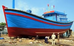 Nâng cấp, đóng mới tàu cá cho ngư dân theo Nghị định 67 còn chậm