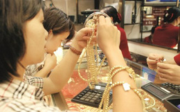 Thị trường vàng vắng bóng đầu cơ