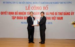 Ông Phạm Đức Long được bổ nhiệm làm Tổng giám đốc VNPT