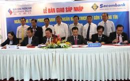 SouthernBank và Sacombank ký biên bản bàn giao sáp nhập chính thức