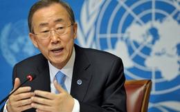 Tổng thư ký LHQ Ban Ki-moon sắp thăm Việt Nam