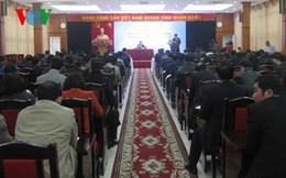 Ban Nội chính Trung ương triển khai nhiệm vụ năm 2015