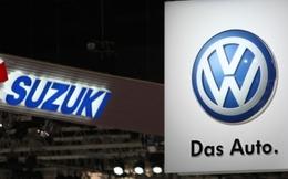 Sợ liên lụy, Suzuki bán tháo cổ phần Volkswagen