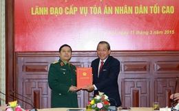 Ông Nguyễn Văn Hạnh được bầu làm Phó Chánh án Tòa án nhân dân tối cao