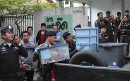 Malaysia bắt 3 nghi phạm vụ đánh bom Thái Lan