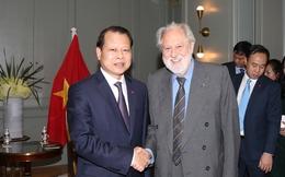 Anh sẽ tăng cường đầu tư vào Việt Nam