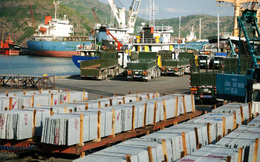 Công nhân Cảng Quy Nhơn đình công đã làm việc trở lại