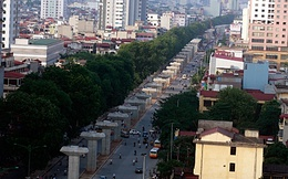 Dự án đường sắt đô thị Cát Linh – Hà Đông: Vốn đã phải điều chỉnh tăng thêm 250 triệu USD