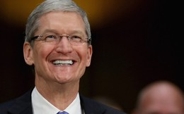 CEO Tim Cook ủng hộ 50.000 cổ phiếu Apple để làm từ thiện