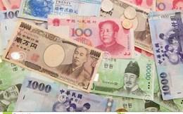 Tiền châu Á mất giá mạnh nhất 3 năm