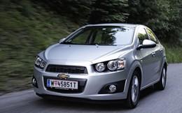 Hãng xe GM thu hồi hàng chục nghìn xe bị lỗi hệ thống lái