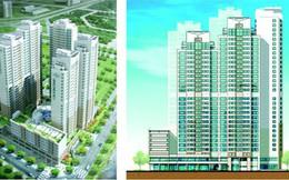 Vinconex 1 xin ý kiến cổ đông đầu tư Dự án tổ hợp chung cư 28 tầng