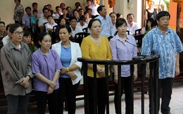 67 năm tù cho 6 bị cáo trong vụ tham ô tài sản tại bệnh viện huyện Vĩnh Thuận