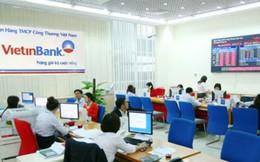 9 tháng, VietinBank lãi trước thuế 5.725 tỷ đồng