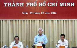 Chủ tịch Tp.HCM: Việt Nam nên mua dầu thô dự trữ