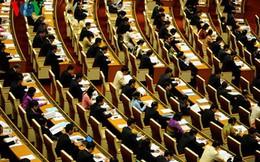 Đại biểu Quốc hội vắng nhiều, biểu quyết hộ là thiếu nghiêm túc
