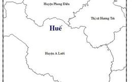 Động đất lần thứ 5 trong tháng 12 tạiHuế