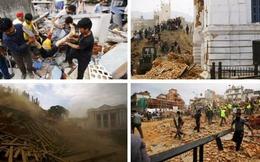 Nepal: Thiệt hại kinh tế sau động đất có thể lên đến 35%