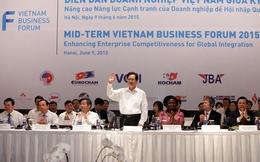 Thủ tướng Chính phủ: Năm 2016 sẽ không còn ngân hàng yếu kém