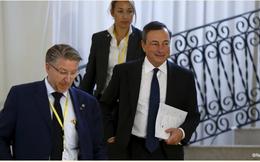 ECB hạ lãi suất tiền gửi xuống mức -0,3%