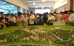 Địa ốc Hà Nội : Biệt thự, nhà liền kề đua nhau chào bán