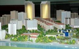 Chuyển nhà đầu tư dự án khu đô thị Xi măng Hải Phòng