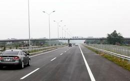 """""""Đói vốn"""", đường nối 2 cao tốc hiện đại nhất miền Bắc phải điều chỉnh"""