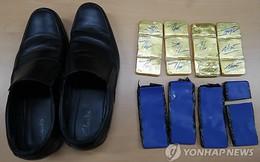 Phi công, tiếp viên mang vàng nhận thù lao 250 USD/kg