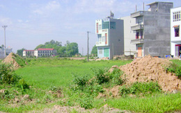 Hiến đất, được hoán đổi đất nông nghiệpthành đất ở