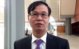 Ông Nguyễn Mạnh Hà làm Chủ tịch Hội môi giới BĐS