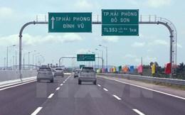 Cuối tháng Chín thông xe thêm 52km cao tốc Hà Nội-Hải Phòng