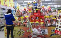 Hàng hóa siêu thị phục vụ Tết tăng khoảng 10 – 15%