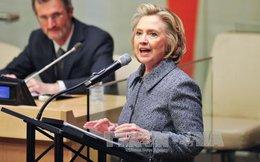 Bà Clinton đồng ý chất vấn trước Quốc hội
