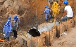 Hà Nội: Nguy cơ thiếu 60.000m3 nước sạch mỗi ngày