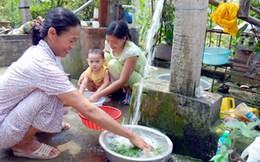 WB hỗ trợ 200 triệu USD cho Việt Nam cải thiện cấp nước sạch
