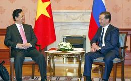 Năng lượng, kỹ thuật quân sự là những trụ cột trong quan hệ Việt - Nga