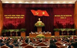 Khai mạc Hội nghị Trung ương lần thứ 11