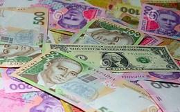 Đồng hryvnia của Ukraine tiếp tục trên đà trượt giá mạnh