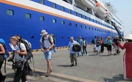 Thu phí thị thực du khách đến VN bằng tàu biển 5 USD/người