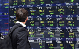 Chứng khoán Nhật Bản giảm mạnh nhất kể từ 2012
