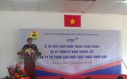 Công ty do Ts. Lê Xuân Nghĩa làm chủ tịch sẽ giao dịch phiên đầu tiên vào 11/3