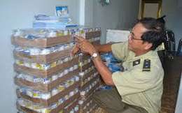 Hải quan đưa sữa Ensure vào danh mục quản lý rủi ro