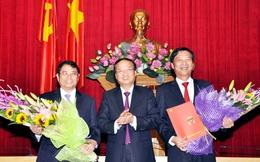 Nhân sự mới Ban Tổ chức TW, Tỉnh ủy Quảng Ninh